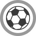 Football icon - sports grounds