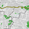 Green Chain Section 4 route map thumbnail