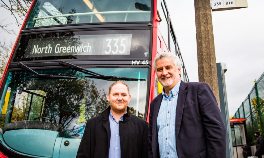 335 bus route launches