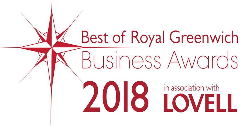 Best of Royal Greenwich Business Awards 2018