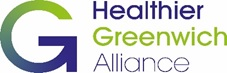 Healthier Greenwich Alliance logo