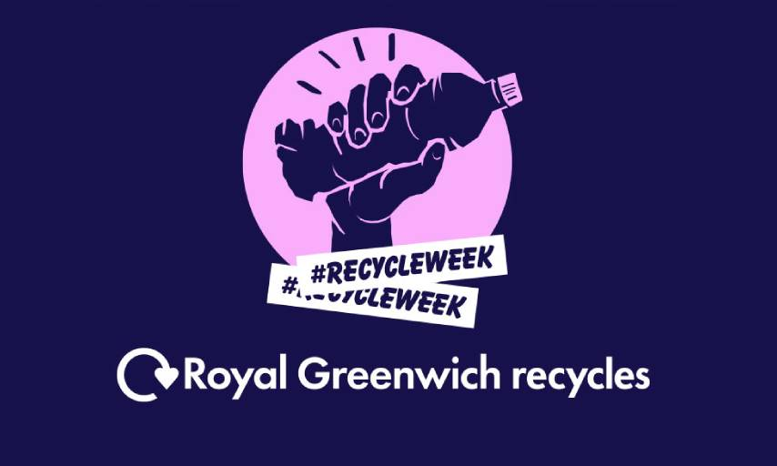 Recycle Week in Greenwich !