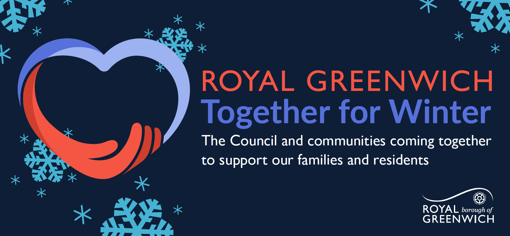 Royal Greenwich Together for Winter