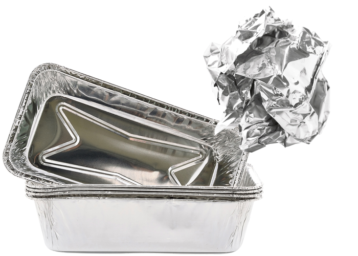 Foil and foil trays