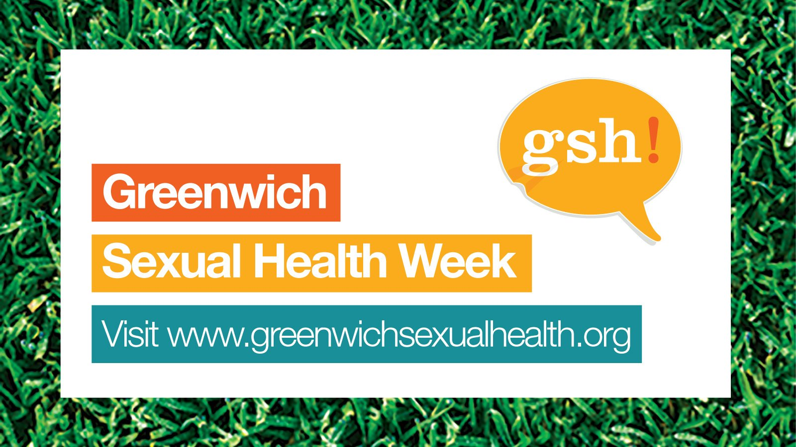 Greenwich Sexual Health Week