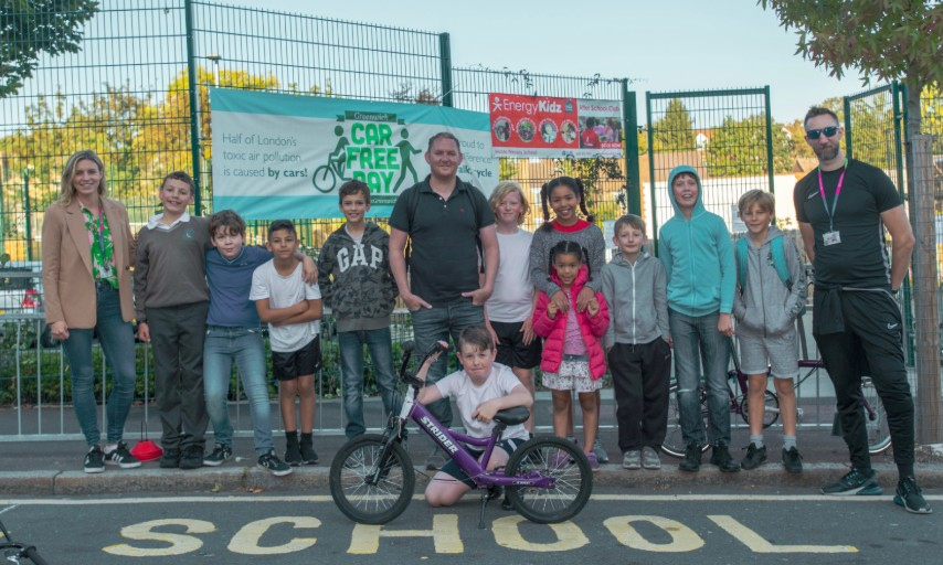 Invicta school car free day 2019