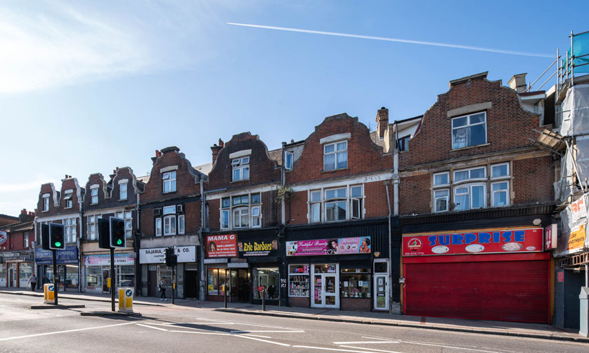 Plumstead High Street - local businesses to get a boost